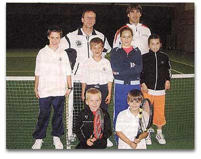 Die besondere Jugendarbeit 2005